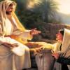 """""""Uma fonte de água que jorra para a vida eterna."""""""