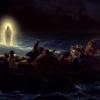 """""""Coragem! Sou eu. Não tenhais medo!.."""" (Mt 14, 22-33)"""
