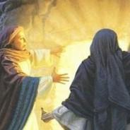 O Senhor ressuscitou, aleluia!