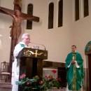 Missa de despedida do Pe. Claudiney