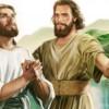 Tu és o meu Filho amado (Lc 3,15-16.21-22)