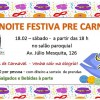 Noite Festiva – Pré Carnaval
