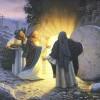 """""""Ele ressuscitou e vai à vossa frente para a Galiléia."""""""