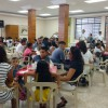 Almoço das famílias assistidas pelos Vicentinos