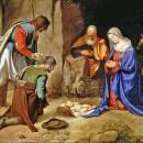 """""""O menino crescia e tornava-se forte, cheio de sabedoria; e a graça de Deus estava com ele."""""""