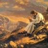 """""""Foi tentado por Satanás, e os anjos o serviam."""""""