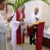 Benção, Procissão de Ramos e Missa
