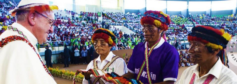 O Sínodo para a Amazonia